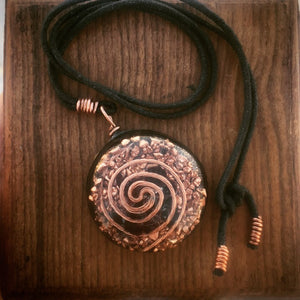 Orgone Pendant (EMF Protection )