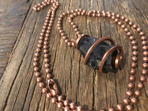 Elite Shungite on Copper