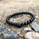 Black Tourmaline Protection Bracelet