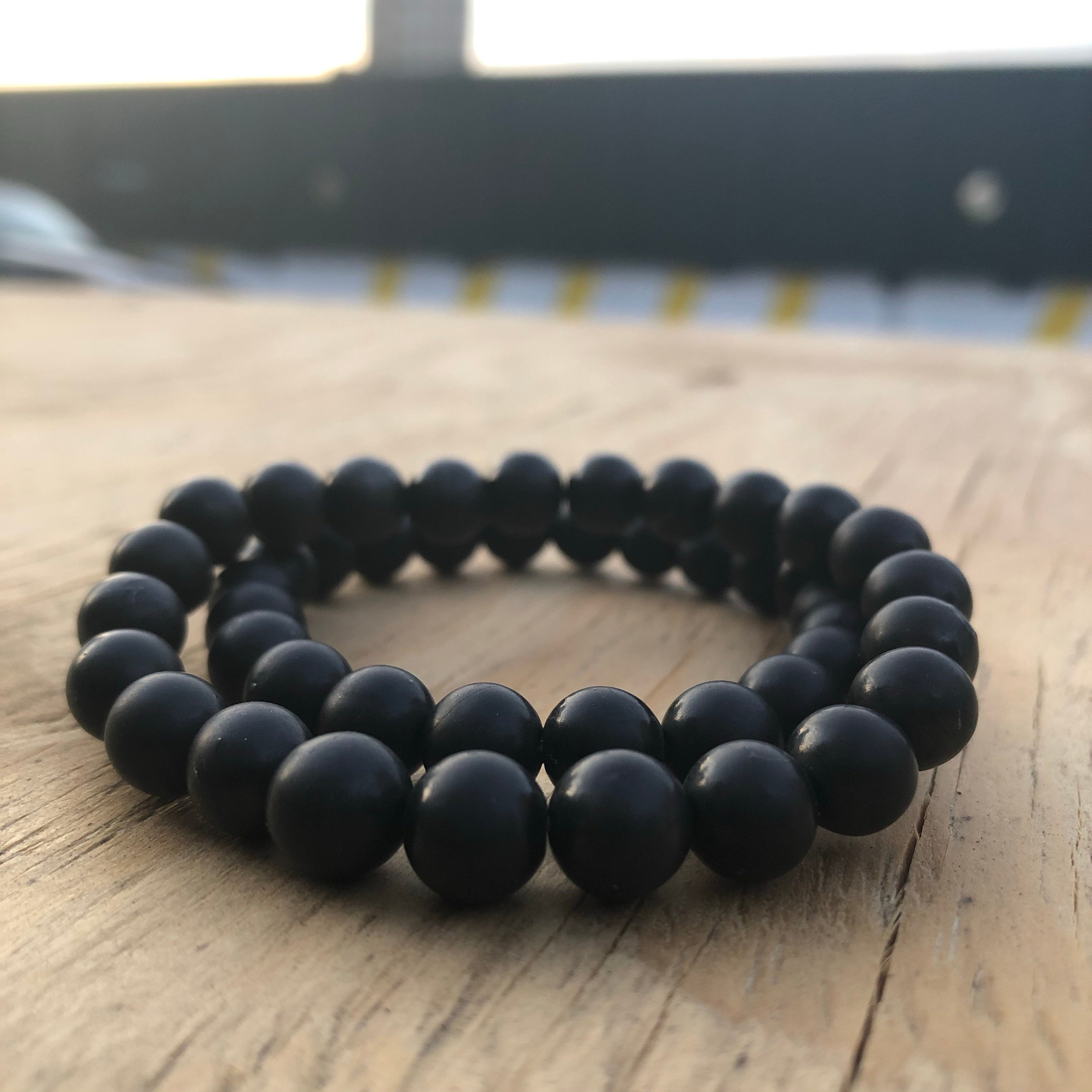 Shungite Bracelet 8mm