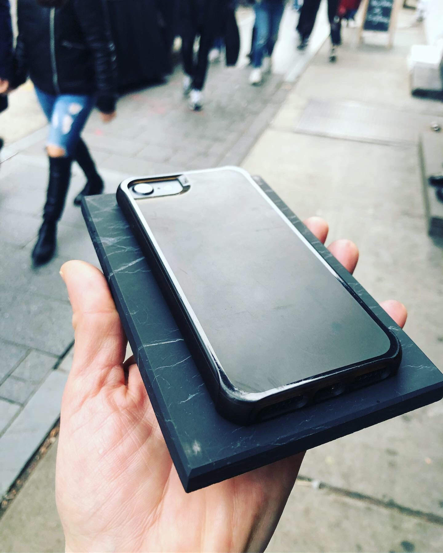 Shungite Charge Plate for Phones