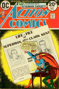 ACTION COMICS 429, DC 1973
