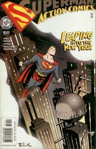 ACTION COMICS 810, DC 2004