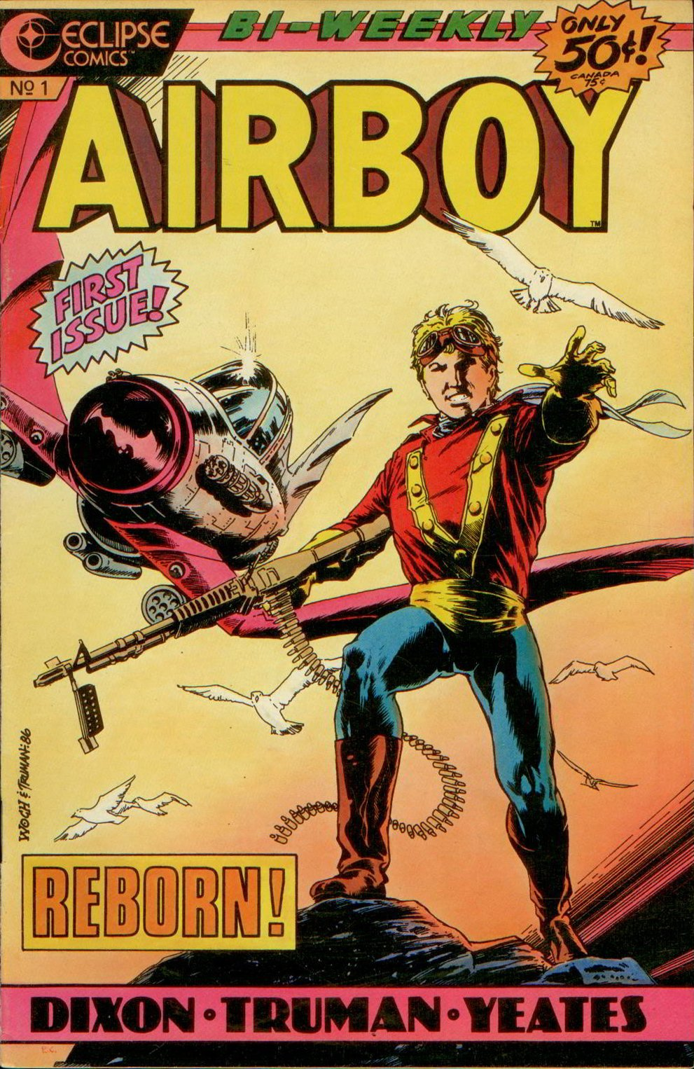 AIRBOY 01, ECLIPSE 1986