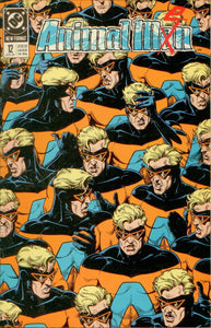 ANIMAL MAN 12, DC 1989