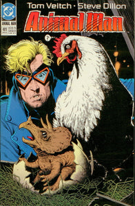 ANIMAL MAN 41, DC 1991