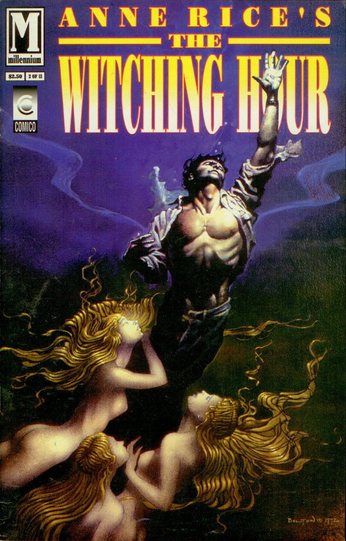 ANNE RICE'S The WITCHING HOUR 2 of 13, MILLENNIUM 1993