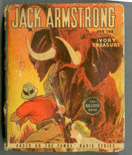 Big Little Book #1435 - Jack Armstrong and the Ivory Treasure