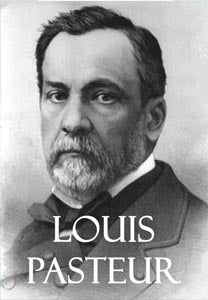 "LOUIS PASTEUR 01 - 2X3"" FRIDGE MAGNET"