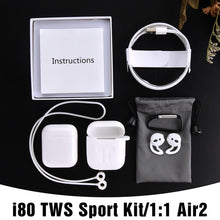 i80 TWS Pop up Bluetooth Headphones Replica 1:1 Air2