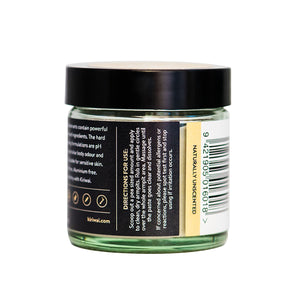Kiriwai Natural Deodorants Naturally Unscented directions label