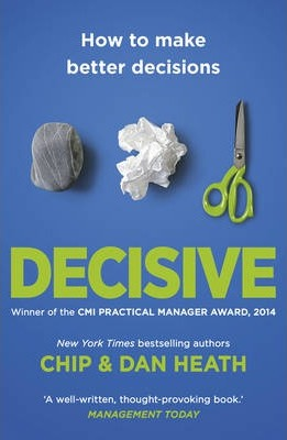 Decisive - Get it FREE SHIPPING from Book Depository! Follow the link!
