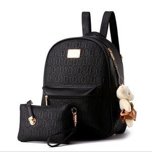 8d1bdb4b03 COOL WALKER NEW Fashion Designed Brand Backpack Women Backpack Leather School  Bag Women Casual Style Backpacks