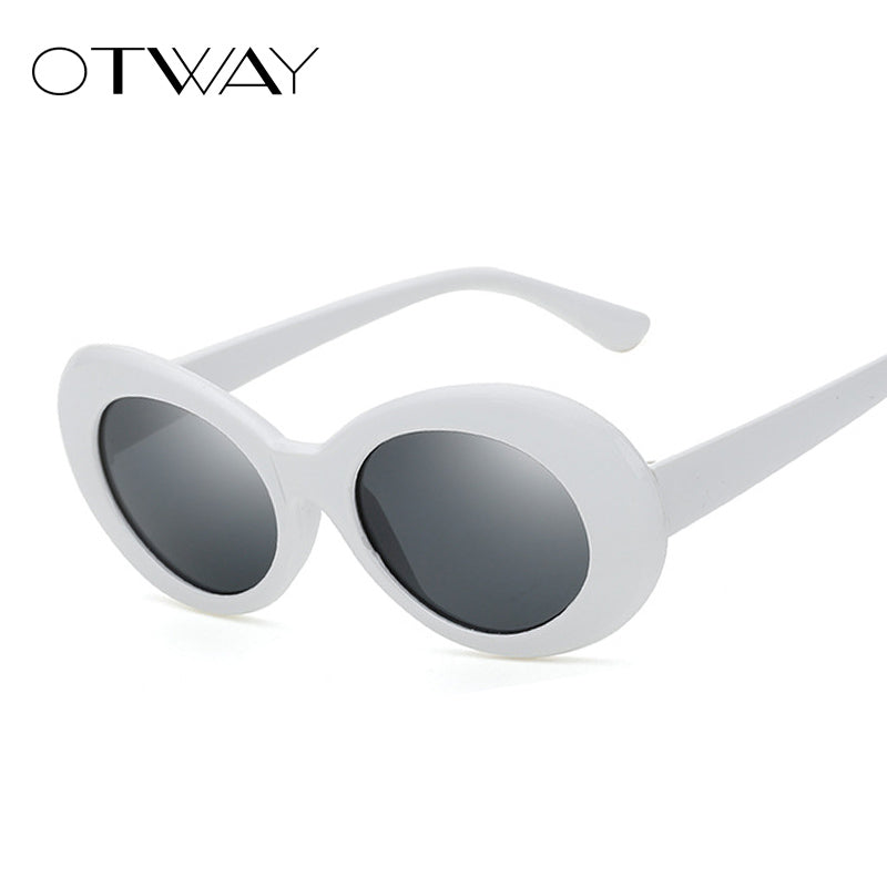 56da2da8937ca OTWAY Sunglasses Women NIRVANA Kurt Cobain Glassess Female Male Clout  Goggles UV400 Sun Glasses Women Men ...
