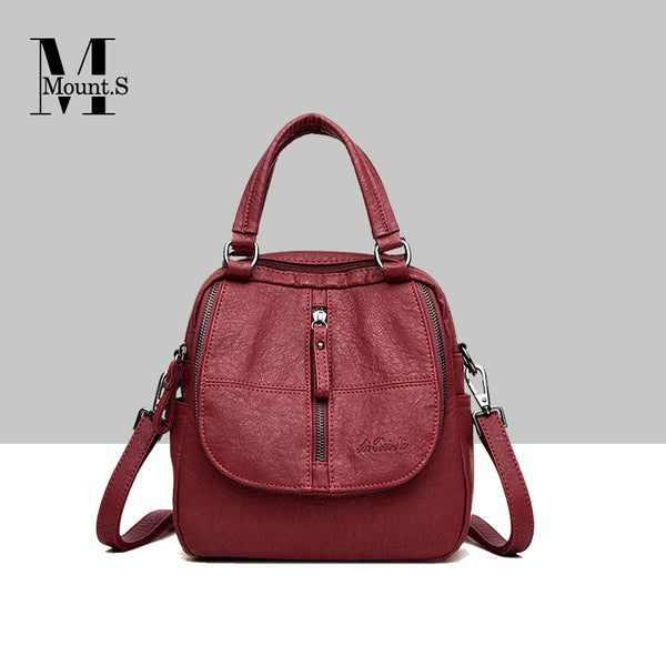 Italy Mount.S Thread Style Functional bag