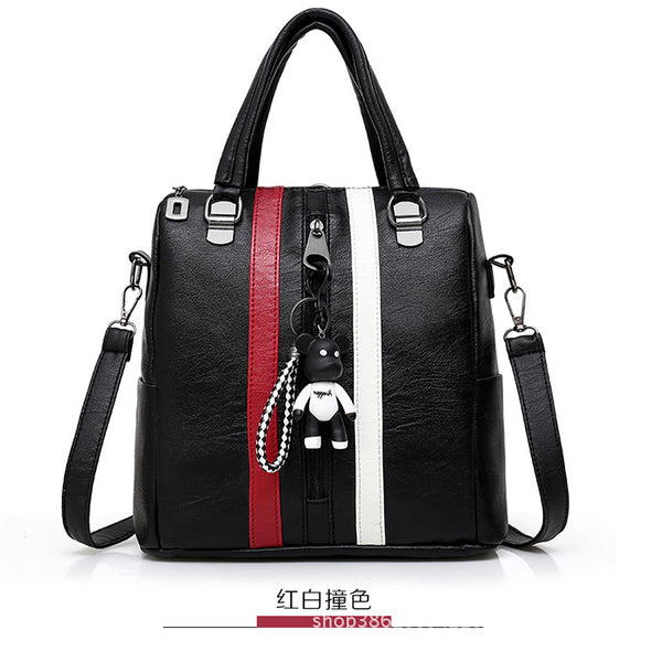 【Ramadan Sale 25% Off 300+】Functional Stripe Shoulder Bag Crossbody Bag