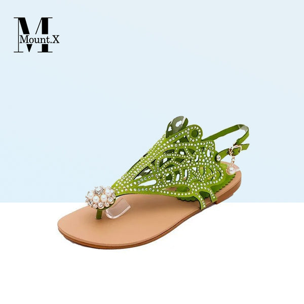 Italy Mount. X Flat shoes