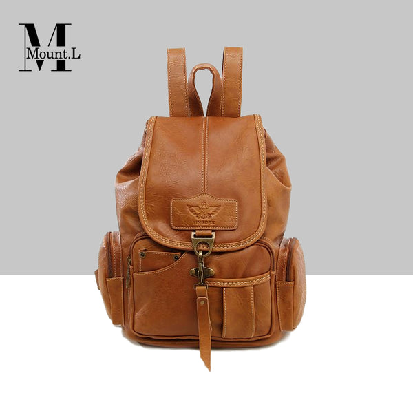 【New Arrival】2018 South Korea Hot Sale Classic Double Shoulder Genuine Leather Bag