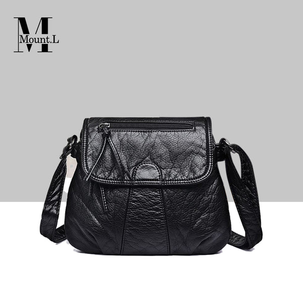 【Ramadan Sale 25% Off 300+】2018 Hot Sale Italy Mount. L Genuine Leather Water Bag