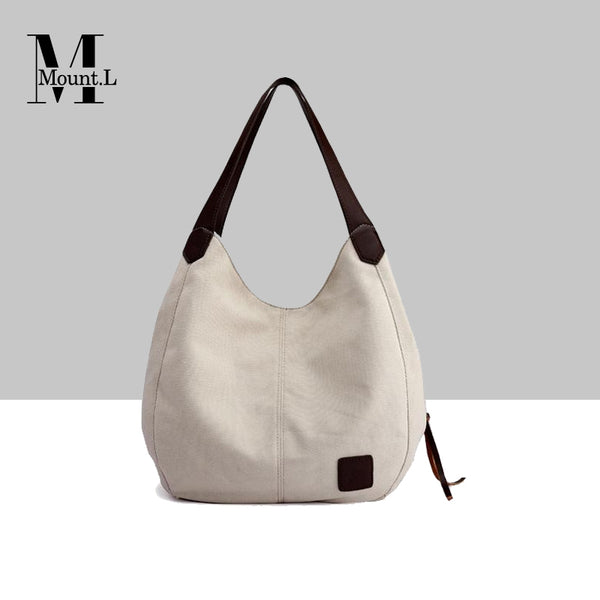 【Ramadan Sale 25% Off 300+】Good Quality Practical Canvas Handbag