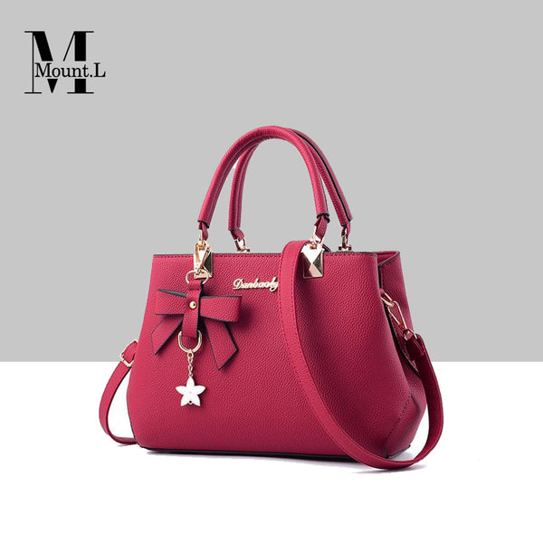 【Ramadan Sale 25% Off 300+】New Arrival Fashion Bowknot Women Handbag