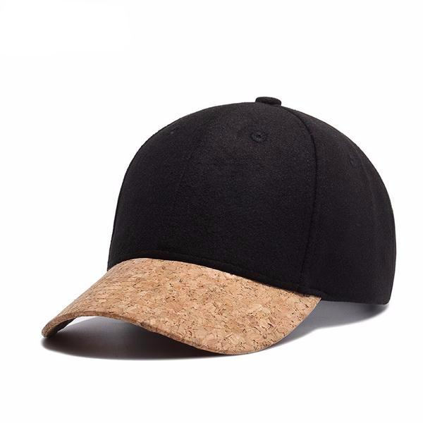 Classee Cork Baseball Cap - 2 Color Variants - Pickeebee
