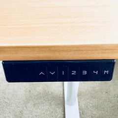 Our RISE custom sit-stand desks are designed to meet your exact specifications and delivered straight from the factory.