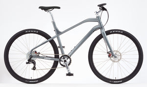 Clear Urban/Trail Bicycle