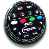 Wet Sounds WS-4Z-RGB Controller - 4 Zone RGB LED Controller