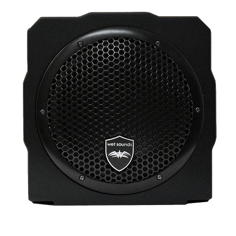 Wet Sounds Stealth AS-8 350 watts Active Subwoofer Enclosure - www.wetsounds.com.au
