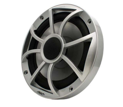 Wet Sounds XS-65 - Coaxial Speaker - 120 Watt - Silver - www.wetsounds.com.au