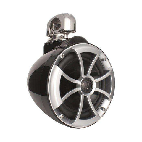 Wet Sounds Icon 8 - TC3 Swivel Mount - Black - Pair - www.wetsounds.com.au