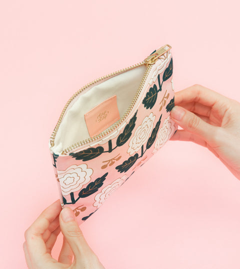 MARGOT POUCH MEDIUM - BLUSH