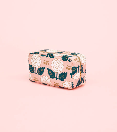 MARGOT DOPP KIT - BLUSH