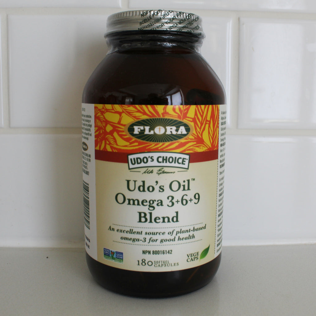 Udo's Oil Choice 3*6*9 Blend