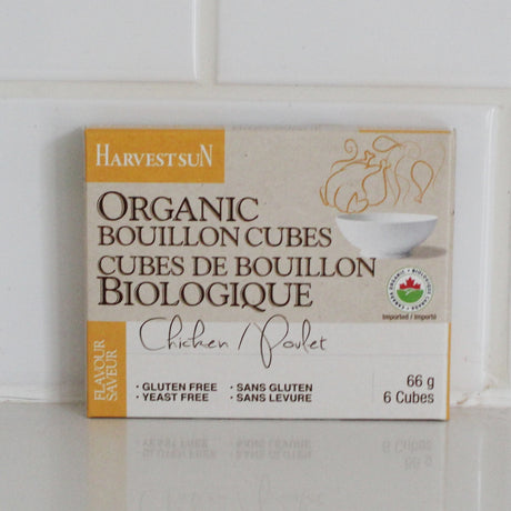 Harvest Sun Boullion Chicken Cubes 60g