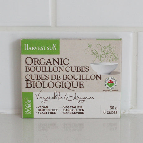 Harvest Sun Boullion Vegetable Cubes 60g