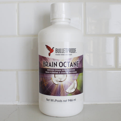BulletProof Brain Octane 946 ml