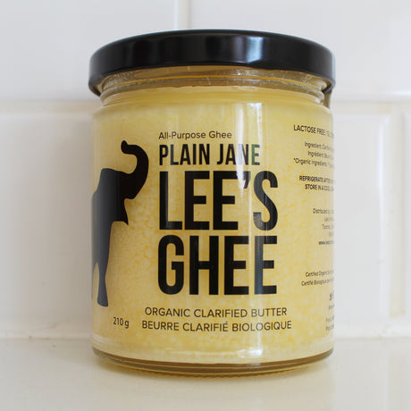 Lee's Ghee Plain Jane