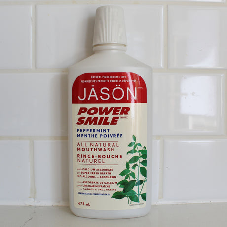 JASON Powersmile Mouthwash 473ml