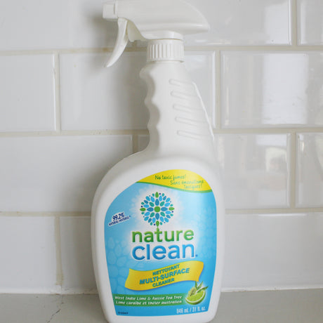 Nature Clean Multi Surface Spray Cleaner