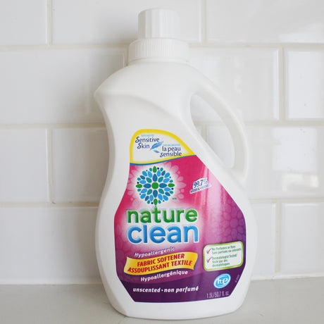 Nature Clean Fabric Softener