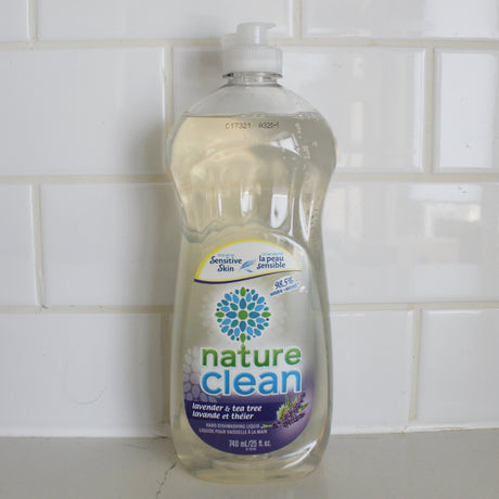 Nature Clean Dish Soap Liquid