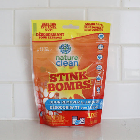 Nature Clean Stink Bomb (odour remover)
