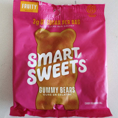 SmartSweets Sweet Gummy Bears