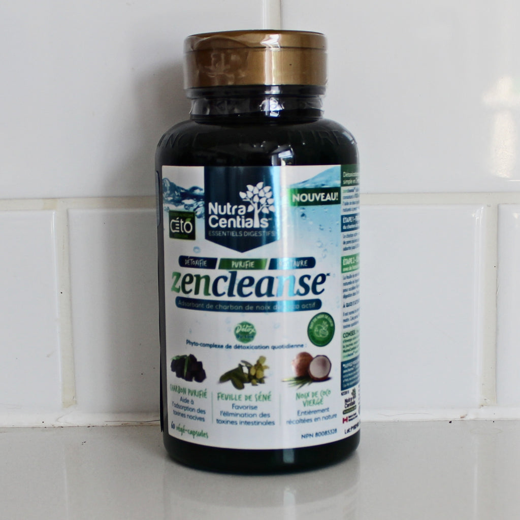 ZenCleanse Activated Charcoal