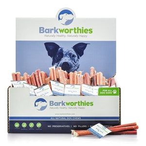Odor Free Bully Sticks by Barkworthies