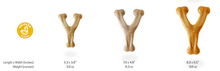 Benebone Rotisserie Chicken Wishbone Chew Toy