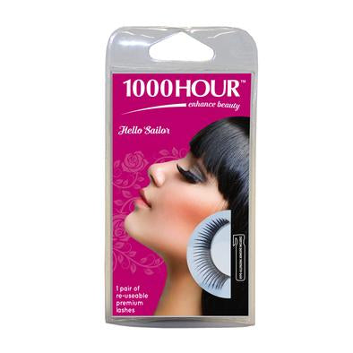 1000 Hour Eyelashes -  Hello Sailor