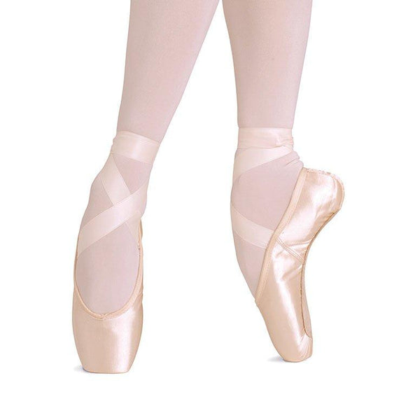 Bloch European Balance Pointe Shoe - Only available in store